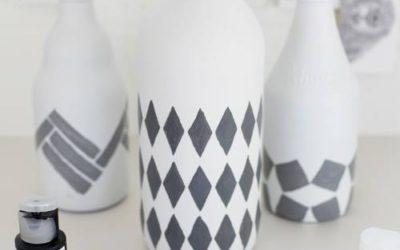 Creatief met een plastic fles