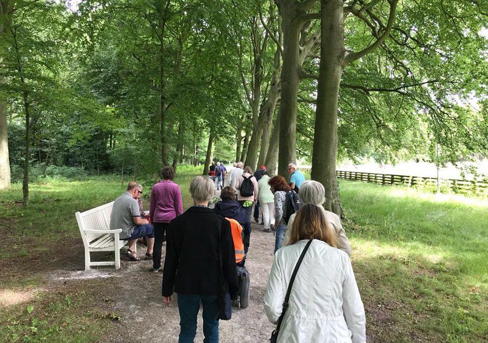 Genieten op landgoed Ockenburg in Den Haag