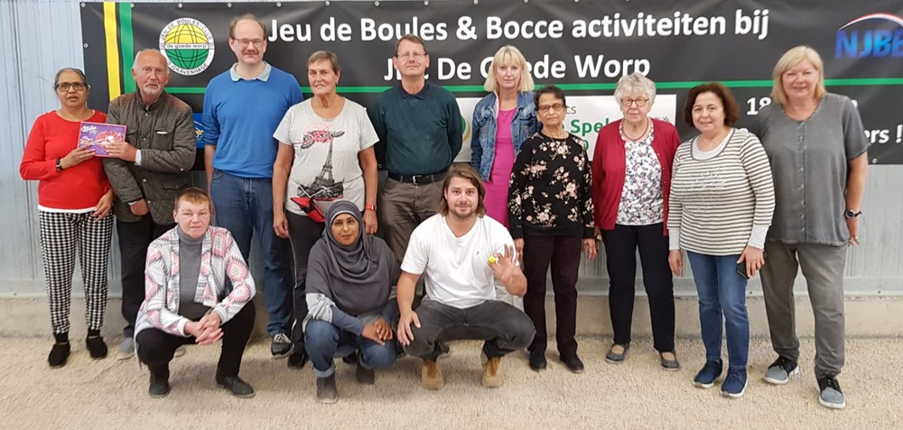 Weekenduitje jeu de boule spelen in Den Haag