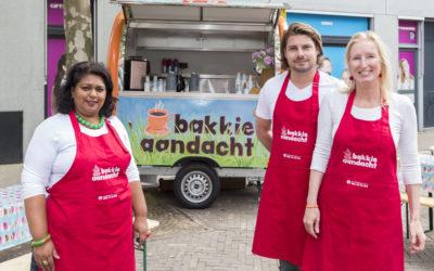 Bakkie Aandacht in Den Haag