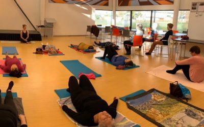 Yoga voor iedereen in Lelystad