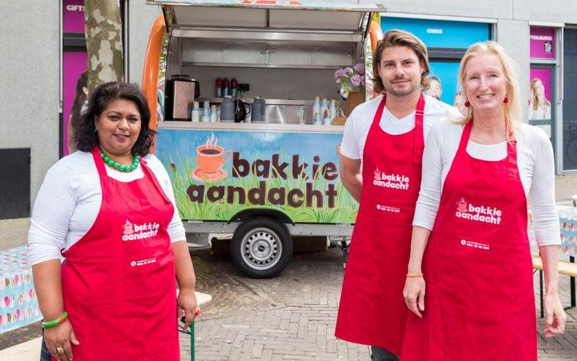 Bakkie Aandacht tour in Den Haag