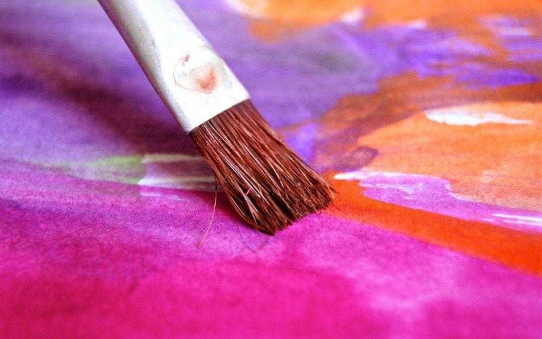Vier jaargetijden schilderen