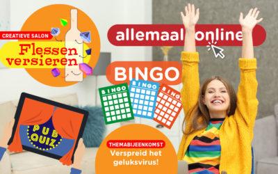 Wegens succes herhaald: online-bingo!!